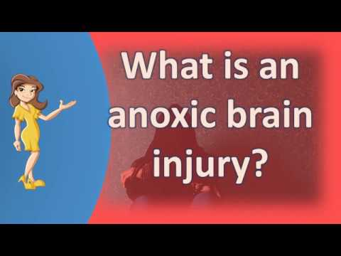 What Is An Anoxic Brain Injury