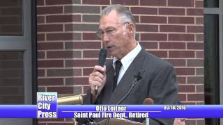 Saint Paul Fire Dept. HQ  and Station #1 Grand Opening