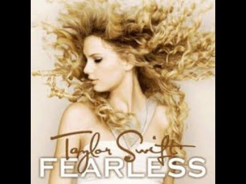 Taylor Swift - Fearless Full Album