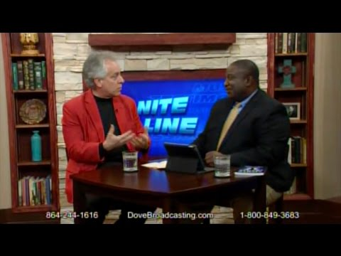 Ethics Speaker Chuck Gallagher Interviewed on Nite Line - Christian TV