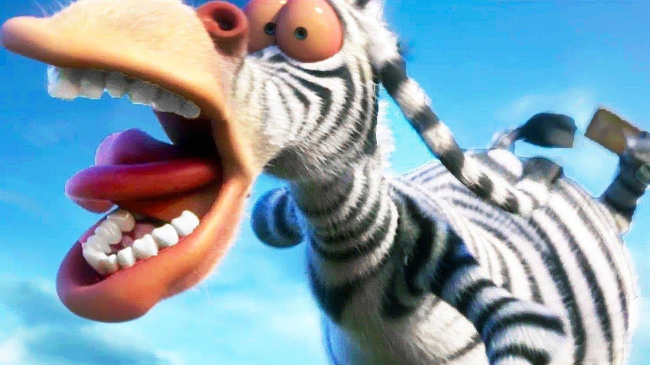 LA GRANDE CAVALE Bande Annonce VF (Film d'Animation, 2019)