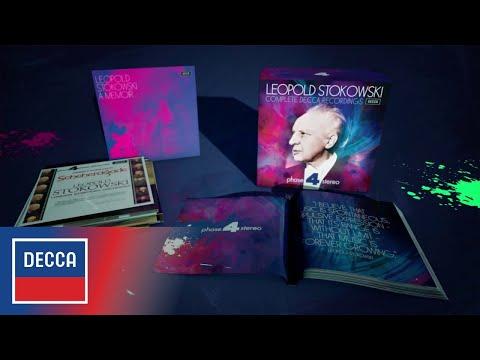 Leopold Stokowski - Complete Decca Recordings (Trailer)