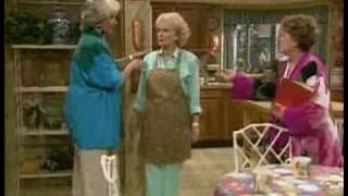 The Golden Girls - Blanche Delirum