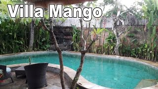 "Gambar cover Indonesien #031: Roomtour AirBnB ""Villa Mango"" in Denpasar, Bali"
