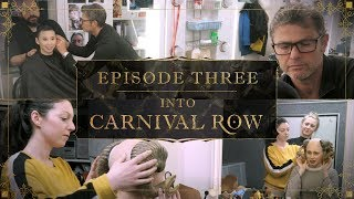 Into Carnival Row: Make-Up, Hair, & SFX of Carnival Row | Episode 3