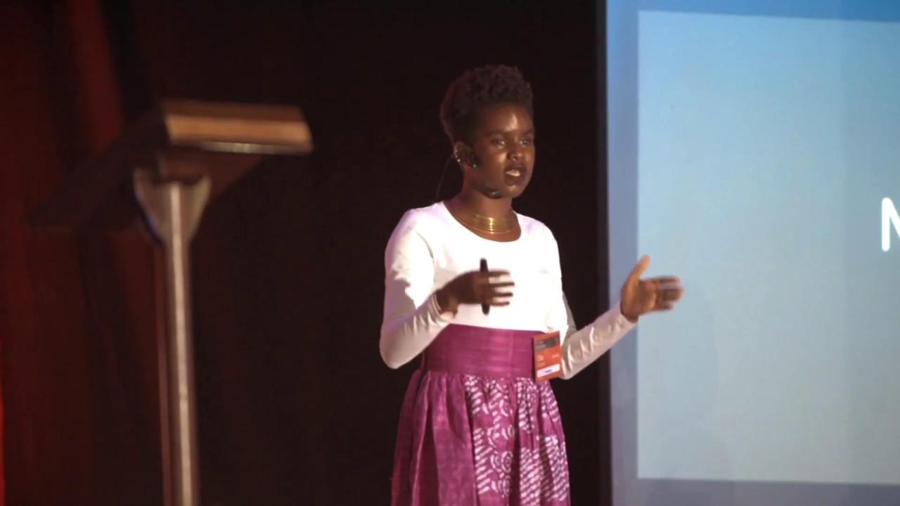 You Can Be No One | Ciku Kimani | TEDxYouth@AKAMombasa