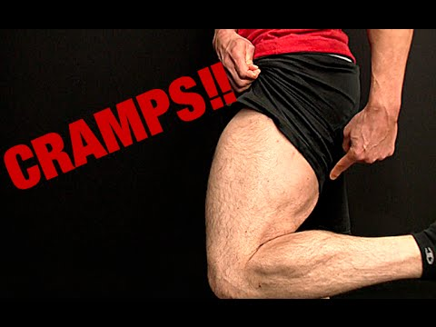 Hamstring Muscle Cramps Weak Glutes