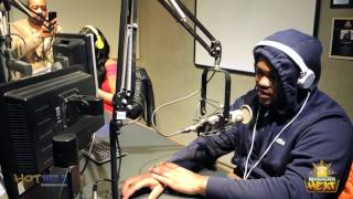 EXCLUSIVE interview with Detroit's own, Tee Grizzley on The Morning...