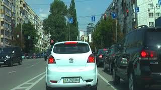 Урок вождения 16