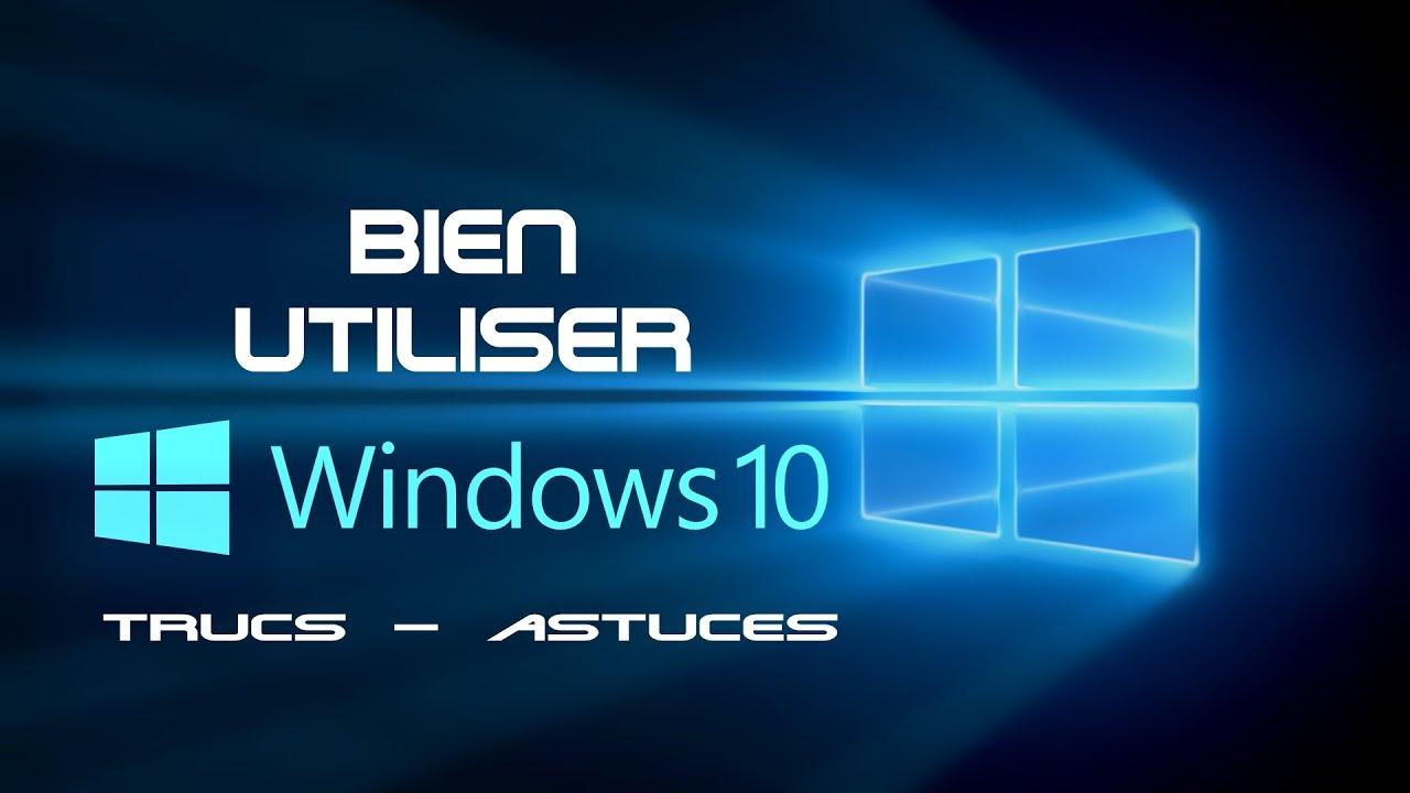 Bien Utiliser Windows 10 Multi Fenetrage, Bureaux Virtuels