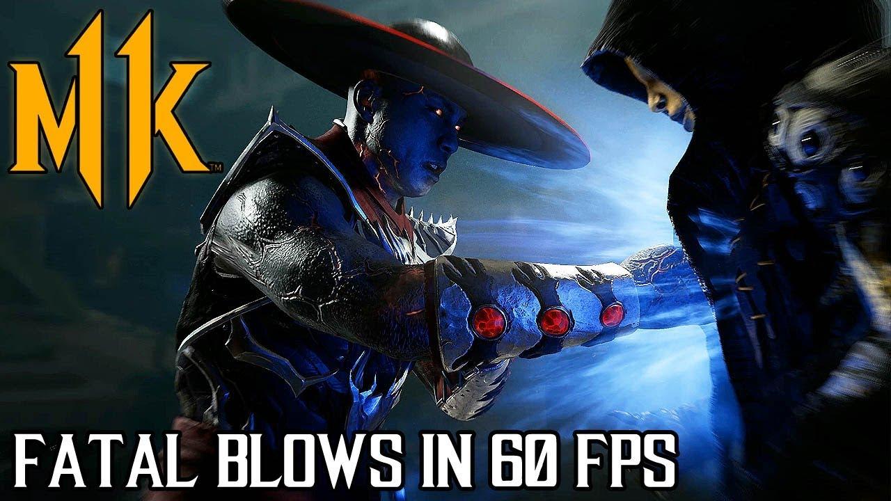 Download MORTAL KOMBAT 11 - All Fatal Blows in 60 FPS @ 1440p (60ᶠᵖˢ) ✔