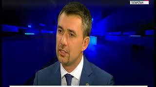 Смотреть видео Россия 24. Интервью: Дамир Фаттахов от 14 августа онлайн