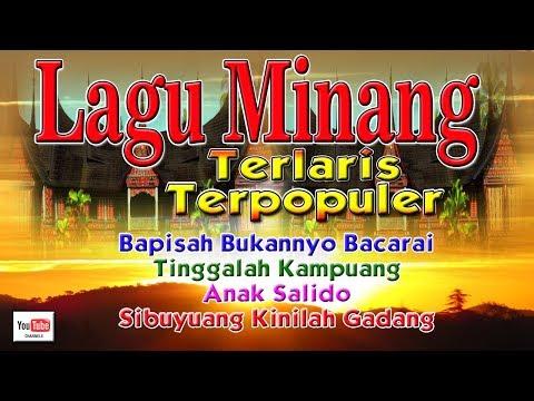Lagu Minang Terlaris Terpopuler - Bapisah Bukannyo Bacarai Official Video
