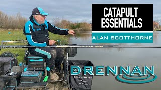Catapult Essentials | Alan Scotthorne | Match Fishing