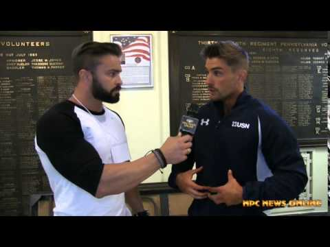 IFBB Pro Ryan Terry - Abs Questions