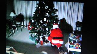 Santa Claus Captured On Video!!!