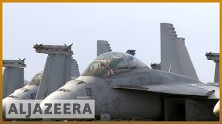🛩️ Anti-ISIL carrier in Mediterranean attracts unwanted attention | Al Jazeera English