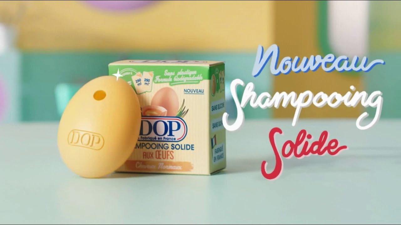 """Musique de la pub Nouveau Shampoing Solide aux œufs DOP """"il va faire mousser toute la famille"""" Pub 22s 2021"""