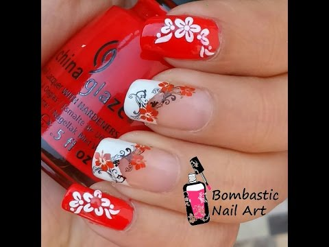 How To Apply Water Slide Decals For Easy Nail Art Bellatory Fashion And Beauty