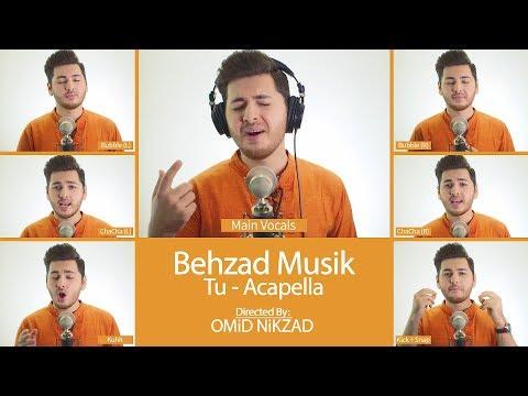 Behzad Musik - Tu (Acapella)