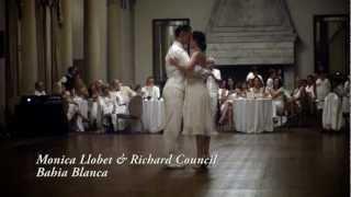 Alma de Tango White Party 2012, Improvisation to Bahia Blanca