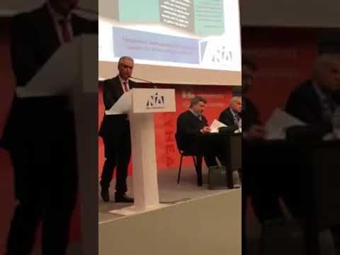 Ο Σ. Αναστασιάδης στην εκδήλωση για την ψήφο των αποδήμων 15.12.2018