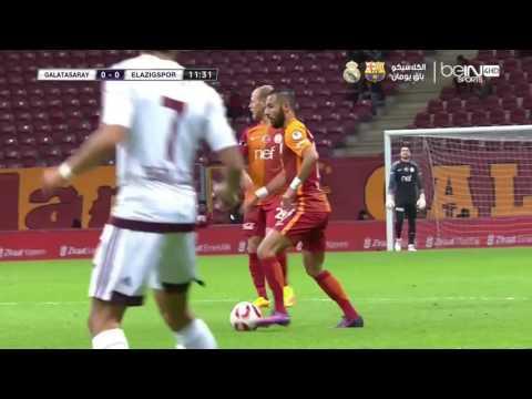 Galatasaray-Elazığspor Türkiye Kupası Maçı Bein Sport 4-AR
