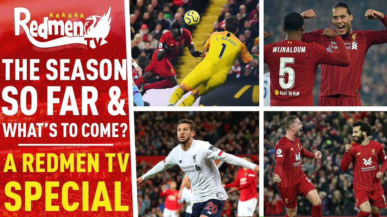 The Season so Far & What's to Come? | A Redmen TV Special