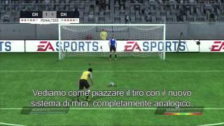 [360-PS3-WII] Fifa 11- tutorial calcio di rigore base italiano (HD)