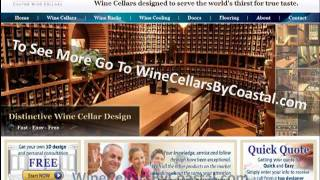 Custom Wine Cellar California - Garage Wine Room Conversion Racking Plans