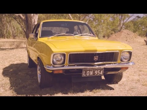 Holden Torana GTR XU1 - Shannons Club TV - Episode 101