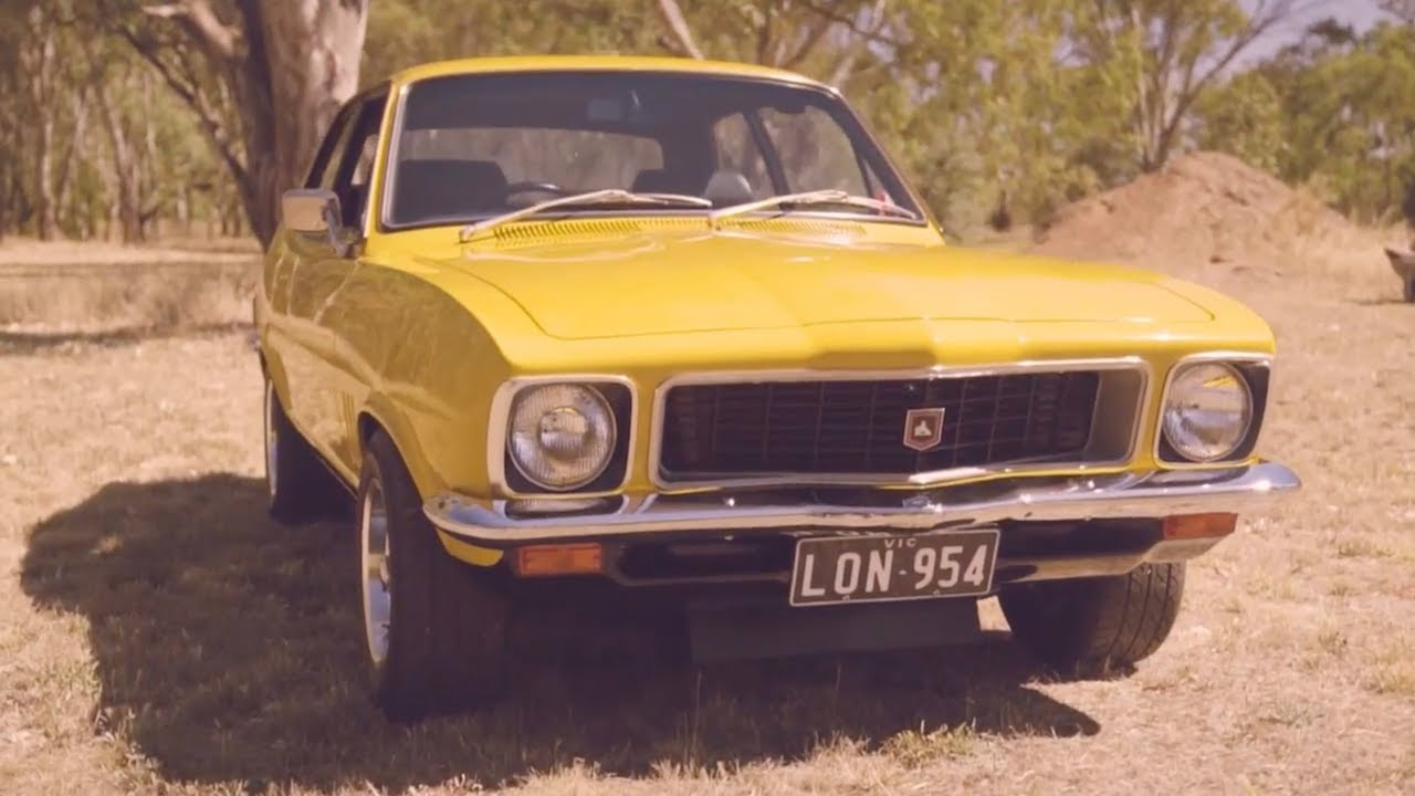 Holden Torana GTR XU1 - Shannons Club TV - Episode 101