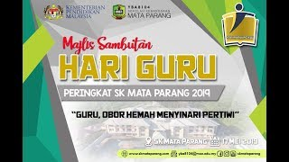 Download Video HARI GURU 2019 SEMAPA MP3 3GP MP4