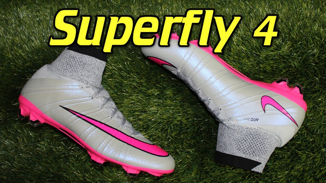 brand new 3b2da dfa1a Nike Mercurial Superfly 4 Silver Storm - Review + On Feet -