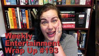 Weekly Entertainment Wrap Up #…