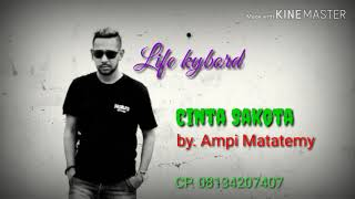 Cover Cinta Sakota by Ampi Matatemy