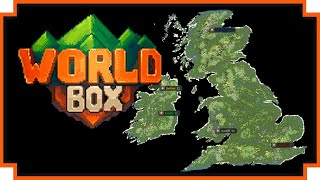 WorldBox - War in the British Isles
