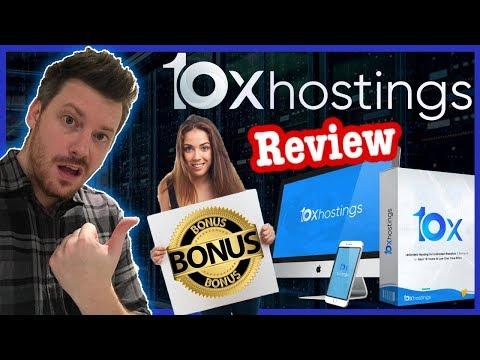 10x Hostings Review 2019 (EPIC Budget Web Hosting) ✅