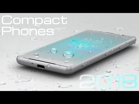 Top 5 Compact Phone (2018) - Best Small Screen Phones