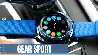Samsung Gear Sport REVIEW, el wearable para deportistas