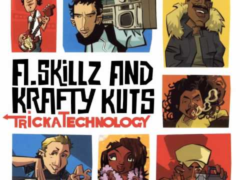 A skillz krafty kuts party in central park