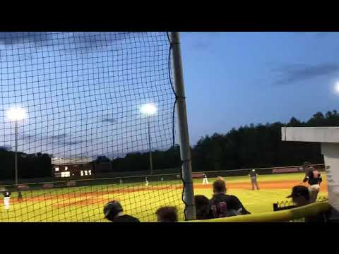 Matt Parsons Home Run #3 vs. Boiling Springs High