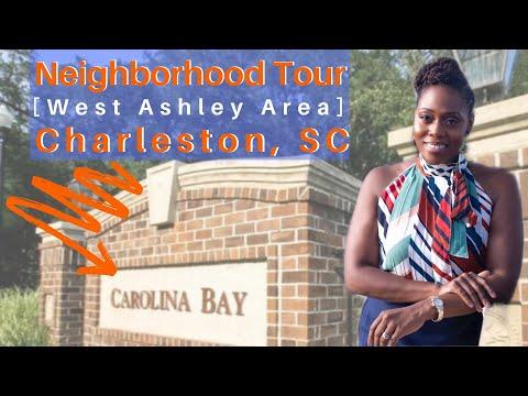 Carolina Bay [West Ashley] Charleston SC Neighborhood Tour