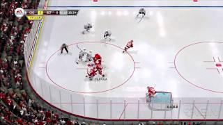 NHL 12: Power Play Goal Gameplay