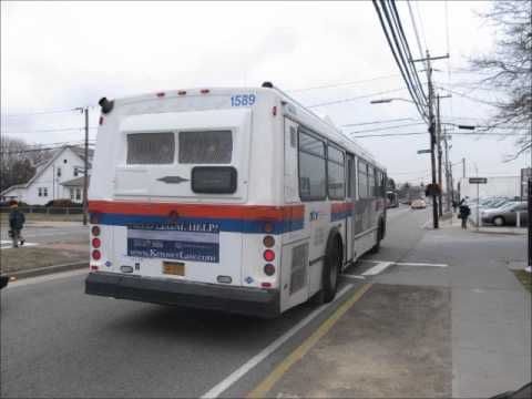Nassau Inter-County Express #1589 (Audio Recording)
