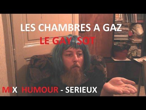 Les Chambres à gaz, Le Gay Sot  (mix humour-sérieux)