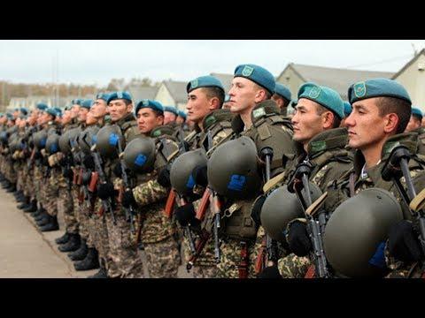 Как готовят миротворцев в Таджикистане || Армянский автоматизированный воин || Союзники