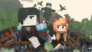 """Poison"" - A Minecraft Music Video ♪"