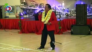 """SAMOA ENTERTAINMENT CHANNEL- THE ONE AND ONLY"""" DAVE PARKER """"."""