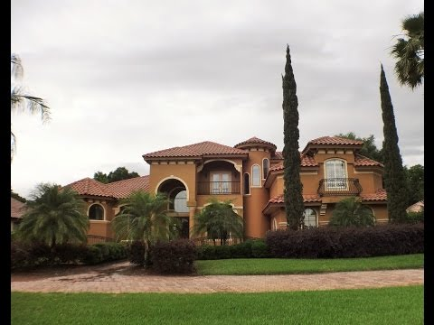 Bank Owned Luxury Mansion For Sale in Windermere, Florida $1,259,000
